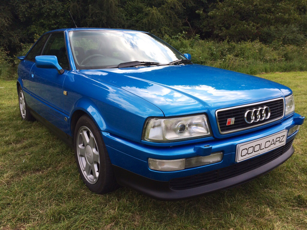 sold 1994 m audi s2 coupe quattro 20v turbo 125k miles. Black Bedroom Furniture Sets. Home Design Ideas